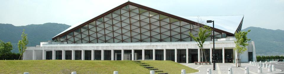 府中市立総合体育館(TTCアリーナ) |トップページ|